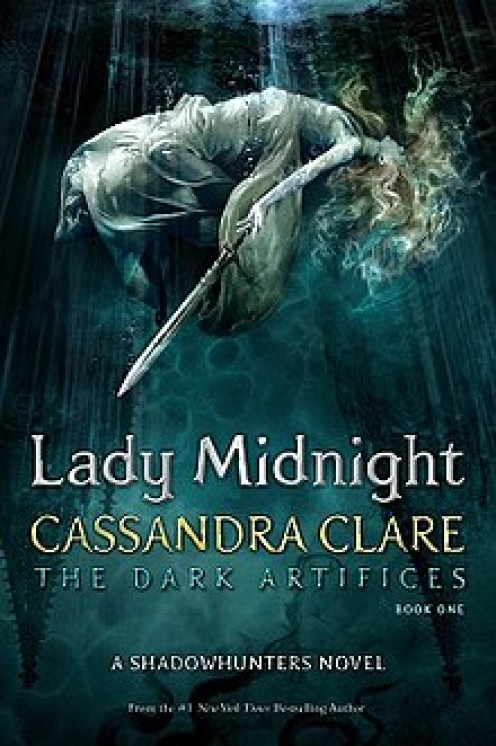 Book Review: Lady Midnight (The Dark Artifices) by Cassandra Clare