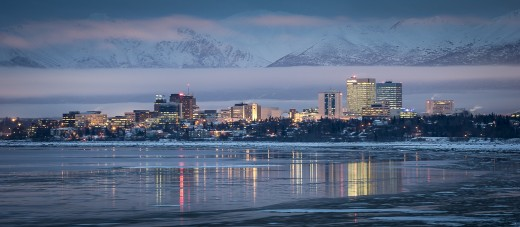 Alaska Shoreline