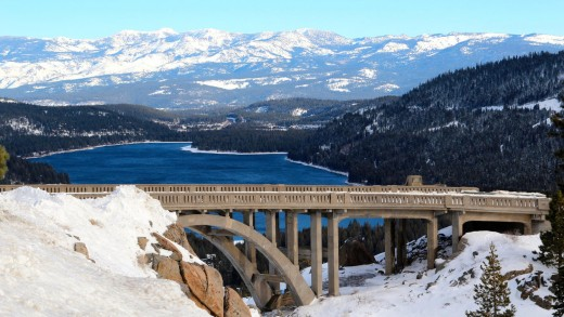 Lake Tahoe Bridge