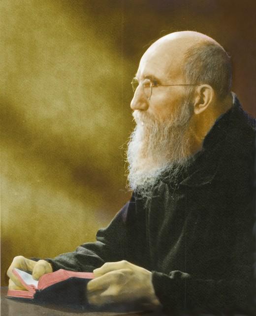 The noble profile of Fr. Solanus