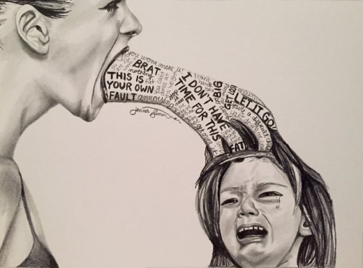 The Damage a Narcissistic Mother Does to a Child: What