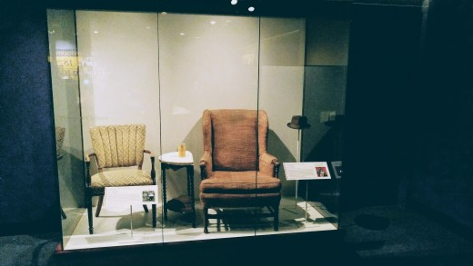 Archie Bunker's chair.