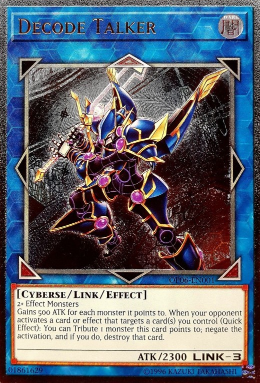 Dark blue is the new gold, or at least that's what Decode Talker says, and he dares you to prove him wrong.