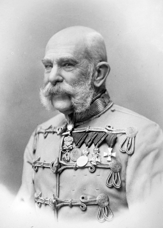 In addition to having magnificent facial hair, it was loyalty to Franz Joseph, Emperor of Austria-Hungary, that constituted the glue that held the army together, not national or ethnic concerns.