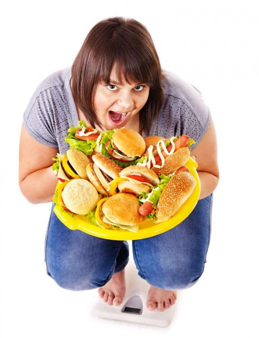 Avoid eating processed foods to lose weight fast