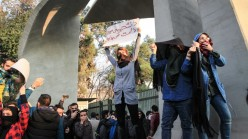 First Chinks in Iran as Agitators ask for jobs and ending Corruption