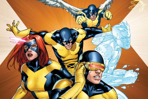 The Original X-Men were mutants