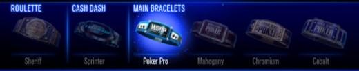 Current bracelets available.