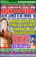 CMLL Puebla: The Return Will Be Televised (Unfortunately)