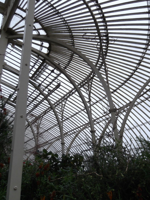 Curvilinear interior