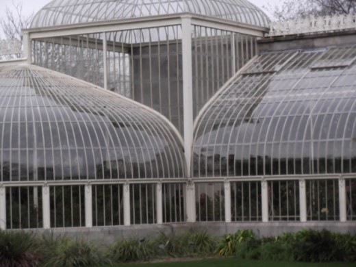 Palm House exterior