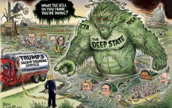 What Is the Deep State and What Are Their Plans for America