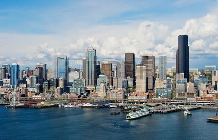 Uptown Seattle Waterfront