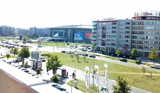 Novi Beograd, where the Martinović family lived