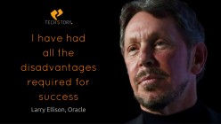 Larry Ellison Had a Tragic Childhood but Became One of the World's Wealthiest People