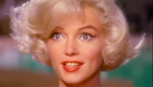 Marilyn Monroe - Hollywood's most famous orphan.