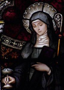 Saint Brigid is an Irish Saint, sometimes honored on September 1.