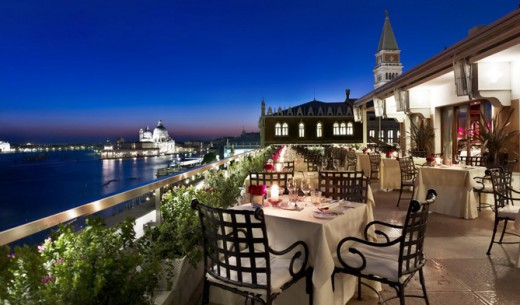 Dining In Venice- Venice Honeymoons