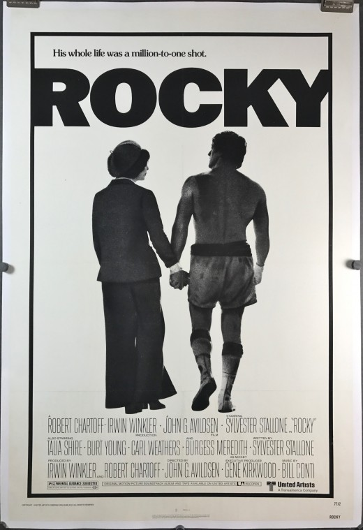 The 1976 original and Best Picture Oscar winner.
