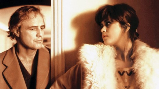 """Last Tango in Paris. No-limits filmmaking."