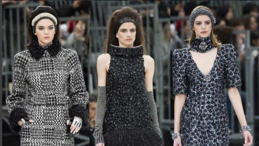 Karl Lagerfeld Presents CHANEL Fall/Winter 2017 Top Fashion Designers