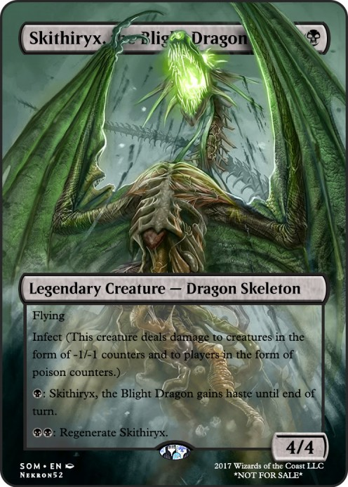 Top 10 Dragons in Magic: The Gathering