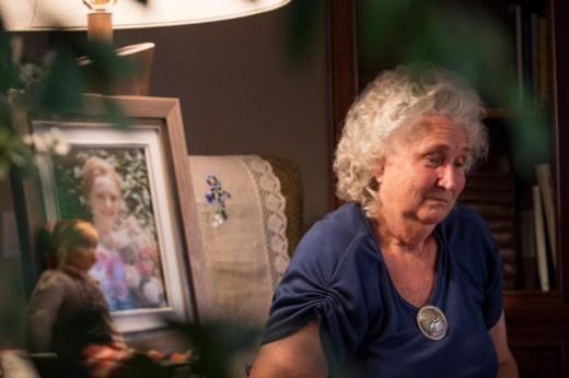 Reet's sister Anne Jurvetson, now in her 70s.