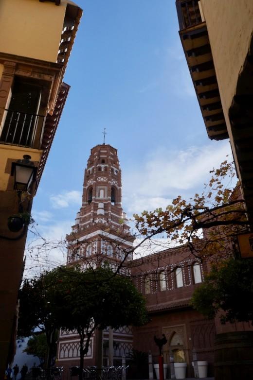 Aragon Section In Poble Espanyol