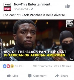 Does Diversity in Entertainment Really Matter?