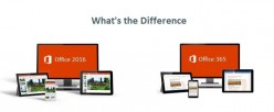 Office 2016 and Office 365: What is the Difference?