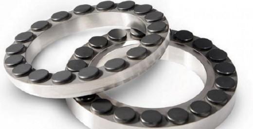 Diamond bearings