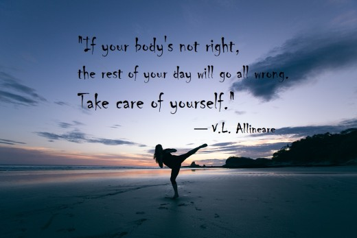 Wellness Quotes Gorgeous Inspirational Quotes About Health And Wellness Includes Funny