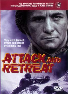 Attack and Retreat DVD cover.
