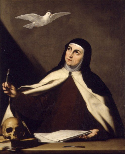 St Teresa of Avila was the initiator of the Discalced Carmelite reform.