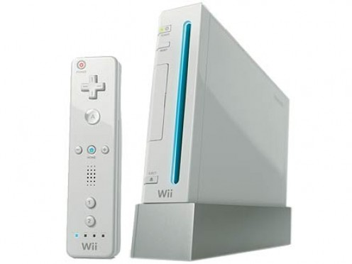 Nintendo came back with a stylish, lightweight design with the Wii.