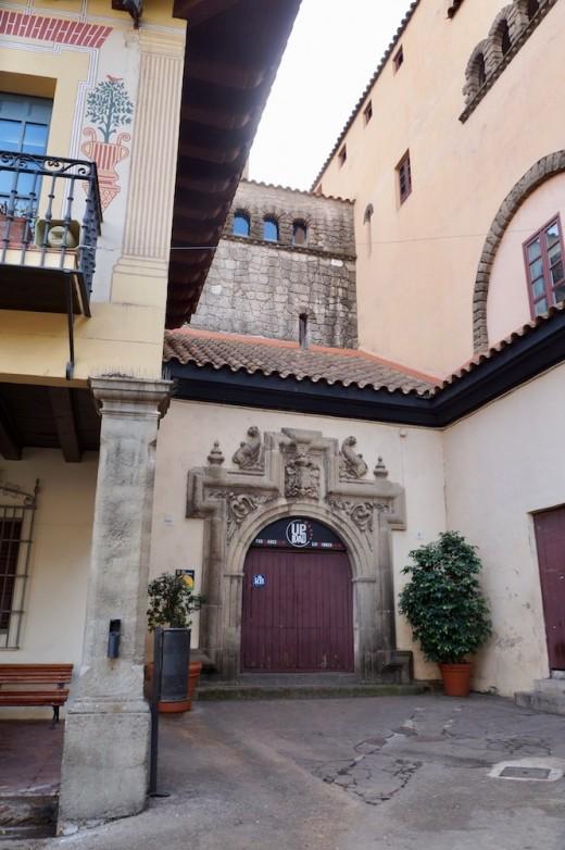 Casa de los angels in Zaragoza