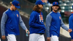 Can Mets manager Mickey Callaway get his  pitching staff back on the winning track?