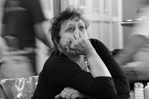 Toxic grandmothers often play the victim role to cover up their bad behavior.
