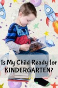 Is My Child Ready for Kindergarten?