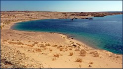 The Most Important Natural Park of the Red Sea is Ras Mohammad (the Head Land of Mohammad), Sinai