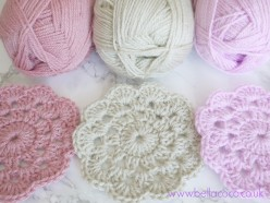 5 Free Crochet Patterns For Total Beginners