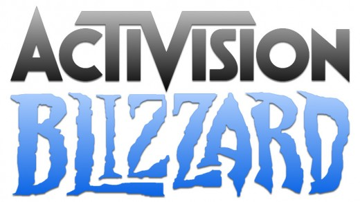 (Activision/Blizzard corporations, brand logo) - Activision (alone, and in particular) are the throned king games publisher giant for micro-transactions with the lowest media exposure to its darker side, and yet they are most renowned for loot boxes