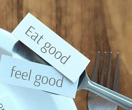 Eat healthy to feel great!