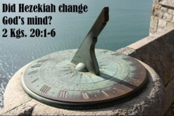 #2 Looking For Restoration In Your Life? Try Repentance (2 King's 20:1-11)