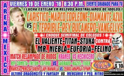 CMLL Super Viernes: Night of the Flying Mije