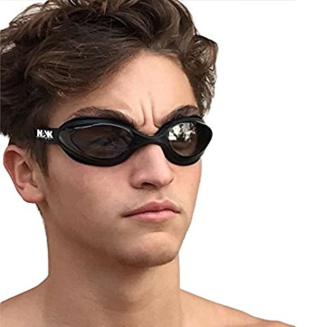 NAK Goggles for a clearer view while swimming.