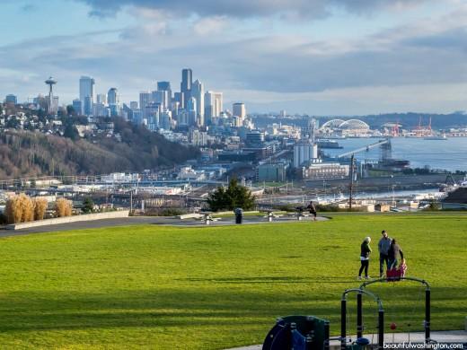 Ella Bailey Park, Seattle, WA