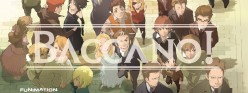 Anime Review of Baccano