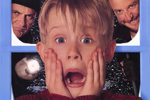 Home Alone Top Family Christmas Movies