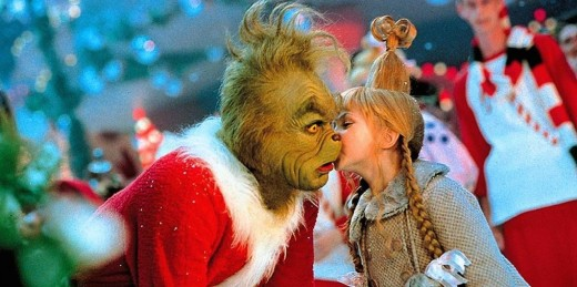 Dr. Seuss' How The Grinch Stole Christmas Top Family Christmas Movies
